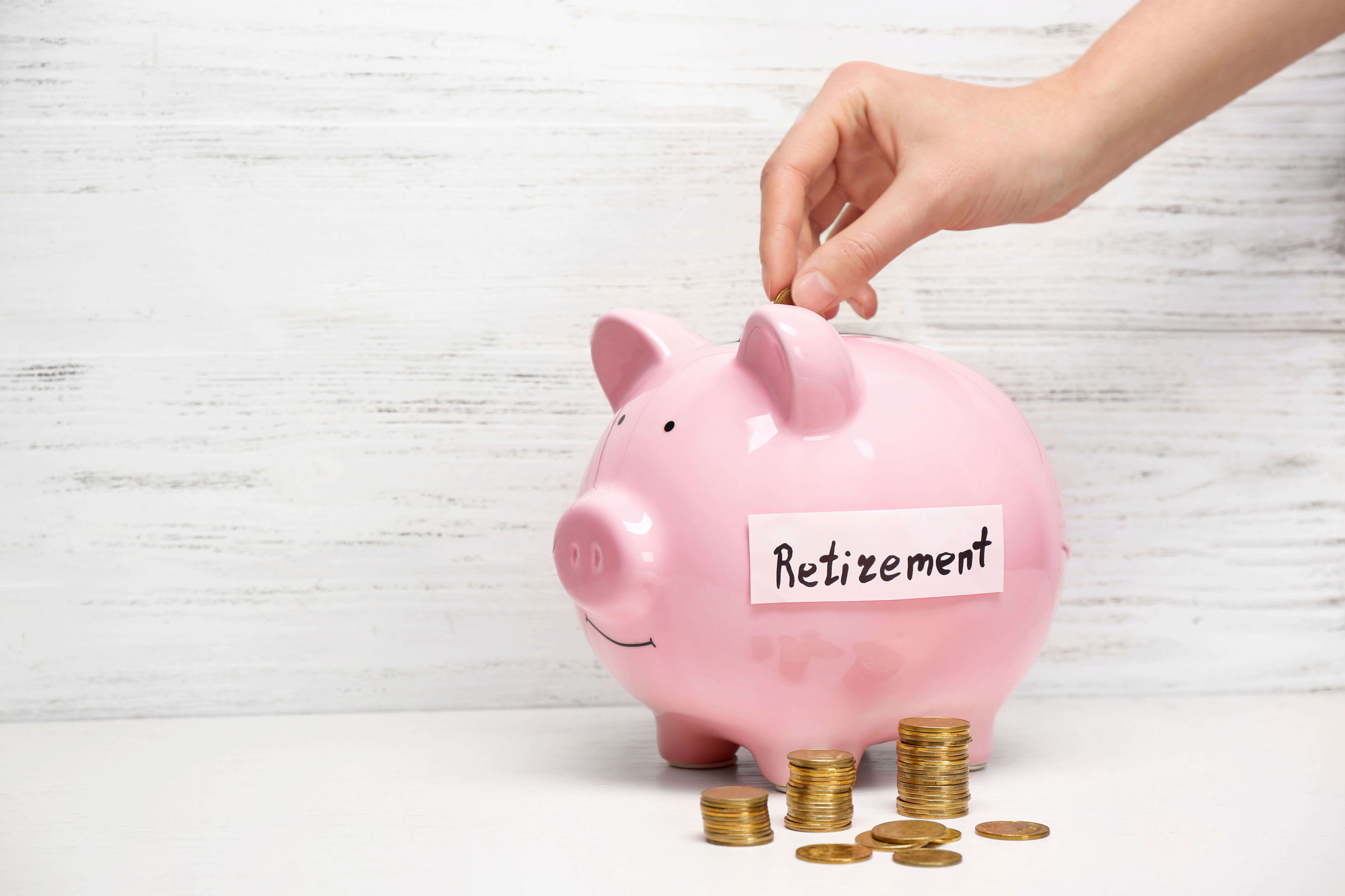 plan for retirement